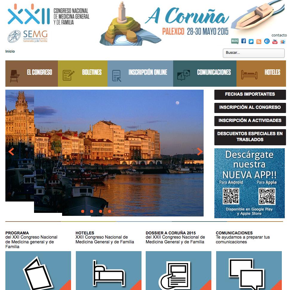Poster A Coruna 2015